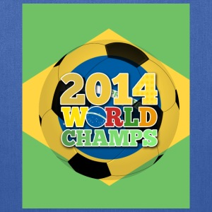 2014 World Champs Ball - Bra - Tote Bag