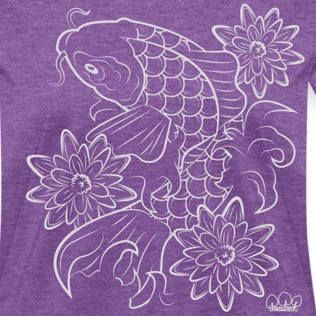 Women's Koi Fish Shirt