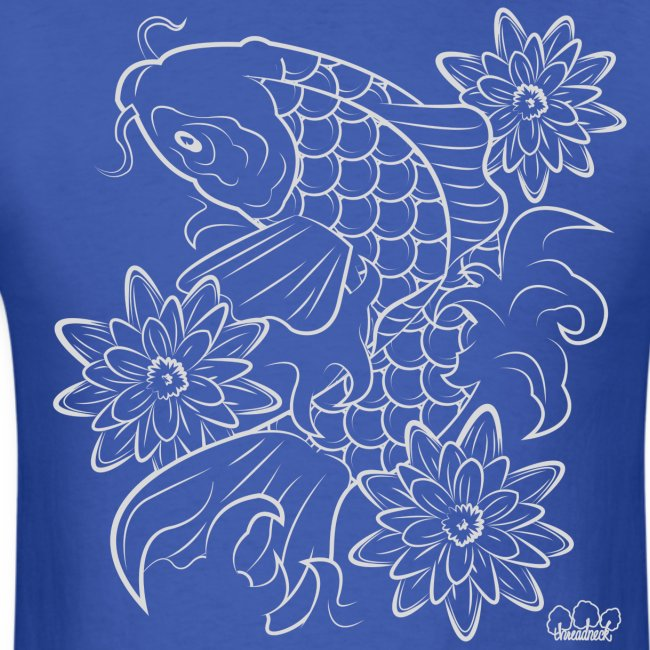 Men's Koi Fish Shirt