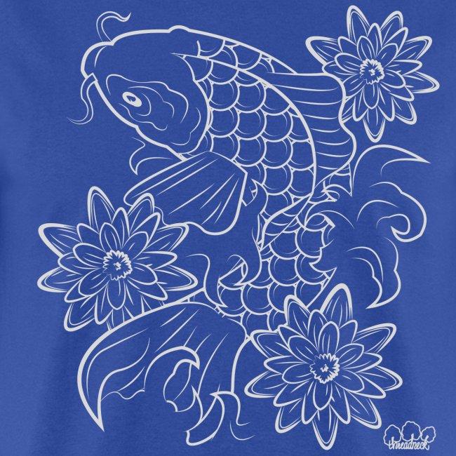 Men's Koi Fish Shirt