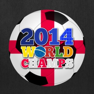 2014 World Champs Ball - England - Tote Bag