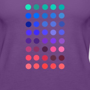 Pantone 2 Tanks - Women's Premium Tank Top