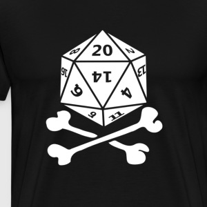 TableTop Pirate - Men's Premium T-Shirt