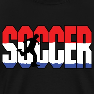 Soccer USA - Men's Premium T-Shirt