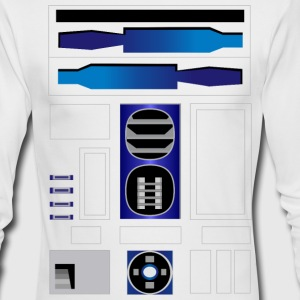 Men's Long Sleeve T-Shirt by Next Level - Got droid?