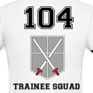 trainee squad T-Shirts - Men's Ringer T-Shirt