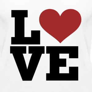 Love - Women's Premium Tank Top