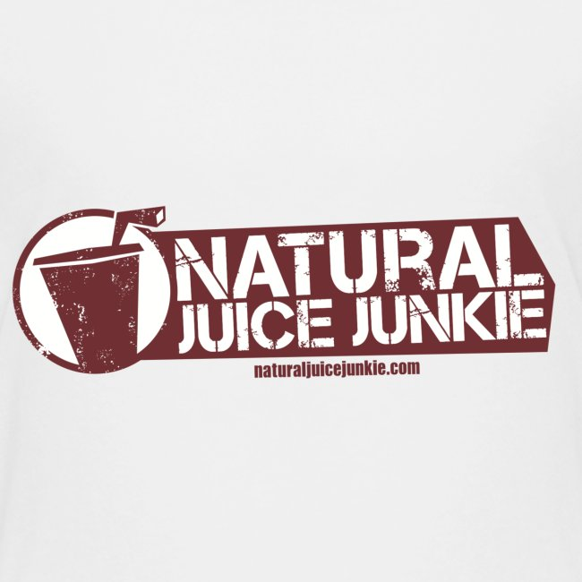 Natural Juice Junkie - Kids Logo Tee