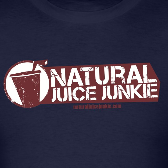 Natural Juice Junkie - Men's Tee