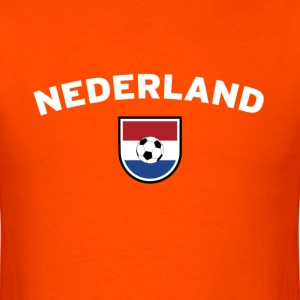 The Netherlands Football Supporter T-Shirt - Men's T-Shirt