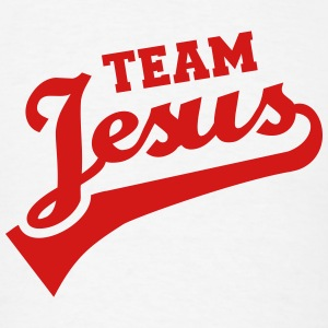 Team Jesus T-Shirts - Men's T-Shirt