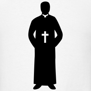 Priest T-Shirts - Men's T-Shirt