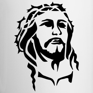 Jesus Bottles & Mugs - Contrast Coffee Mug
