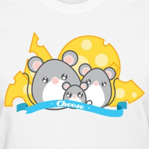 Family of Mice Women's T-Shirts - Women's T-Shirt