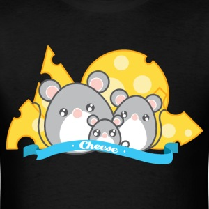 Family of Mice T-Shirts - Men's T-Shirt