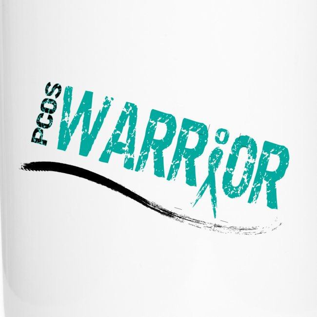 PCOS Warrior Travel Mug