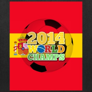 2014 World Champs Ball - Spain - Tote Bag
