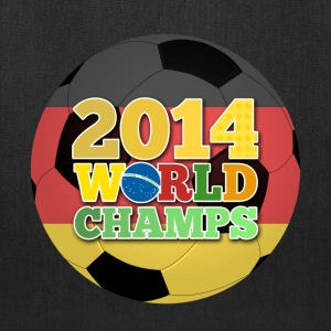 2014 World Champs Ball - Germany - Tote Bag