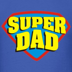 SUPER DAD T-Shirts - Men's T-Shirt