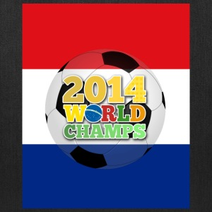 2014 World Champs Ball - Netherlands - Tote Bag