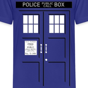 I'm in Tardis - Kids' Premium T-Shirt
