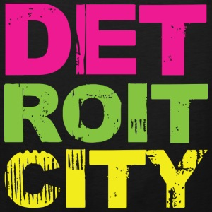 DETROIT CITY Men - Men's Premium Tank