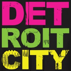 DETROIT CITY Hoodies