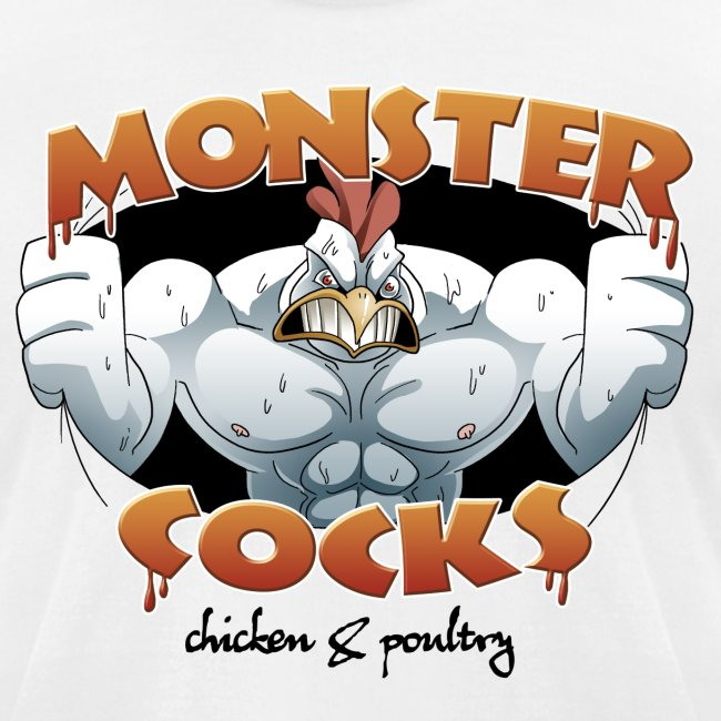 Monster Cocks Original AA