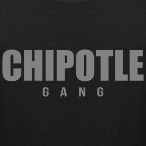 Chipotle Gang Design Men - Men's Premium Tank