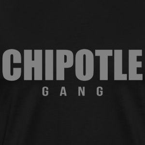 Chipotle Gang Design T-Shirts - Men's Premium T-Shirt