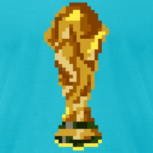 World Cup Trophy - Men's T-Shirt by American Apparel