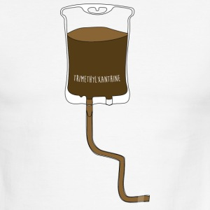 Coffee & Tee Humor Apparel Shirts T-Shirts - Men's Ringer T-Shirt