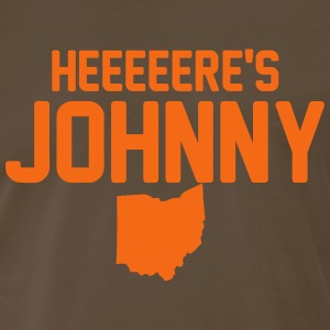 Here's Johnny T-Shirts - Men's Premium T-Shirt