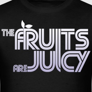 SKYF-01-065-The friuts are juicy T-Shirts - Men's T-Shirt