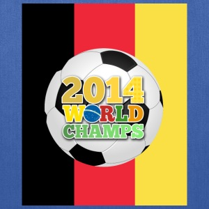 2014 World Champs Ball - Belgium - Tote Bag