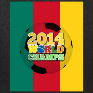 2014 World Champs Ball - Cameroon - Tote Bag
