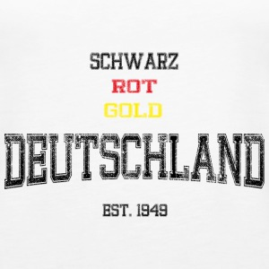 Deutschland Tanks - Women's Premium Tank Top