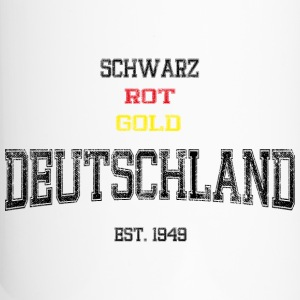 Deutschland Bottles & Mugs - Travel Mug