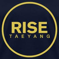 Design ~ Rise - Bigbang Taeyang - Yellow