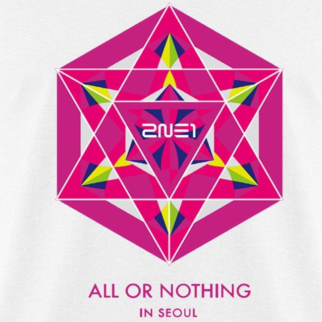 2NE1 Seoul All or Nothing