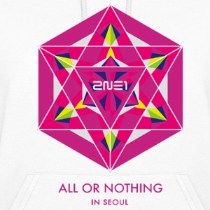 2NE1 Seoul All or Nothing  Hoodies - Women's Hoodie