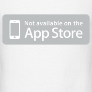 Design ~ Not available on the App Store - Grey