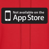 Design ~ Not available on the App Store - Black