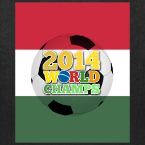 2014 World Champs Ball - Hungary - Tote Bag
