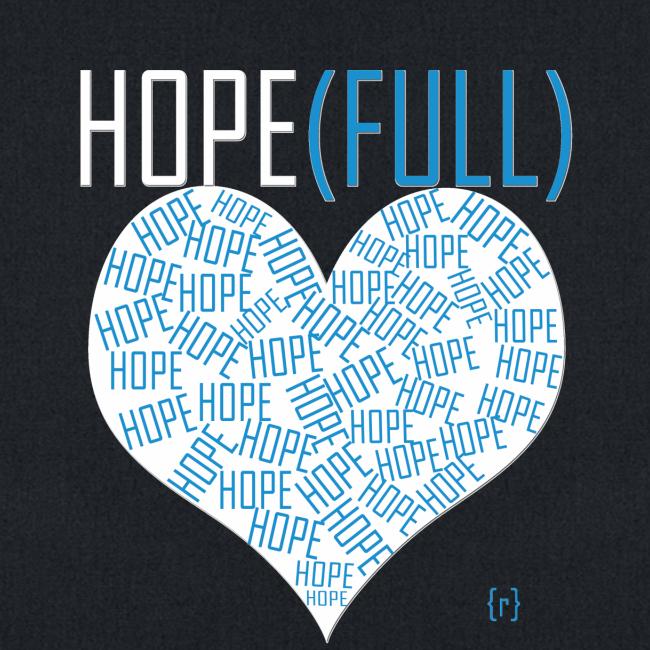 Hope(full) - Blue Tote