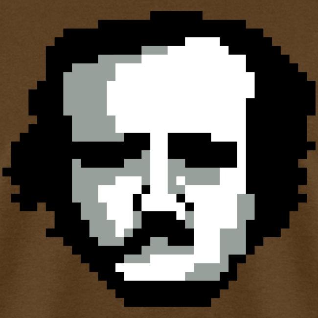 Pixel Poe - Brown - Men