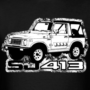 Zuki SJ413 distressed - Autonaut.com - Men's T-Shirt