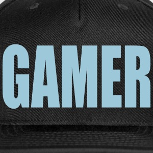 Gamer Caps - Snap-back Baseball Cap