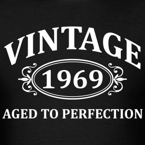 Vintage 1969 Aged to Perfection T-Shirts - Men's T-Shirt