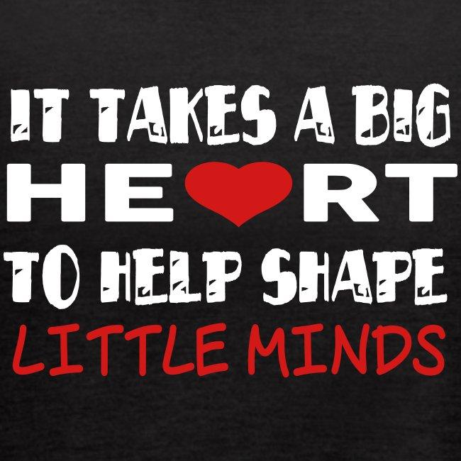 It takes a big heart tank